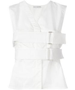 Paco Rabanne   Belt Strap Tank 38 Cotton