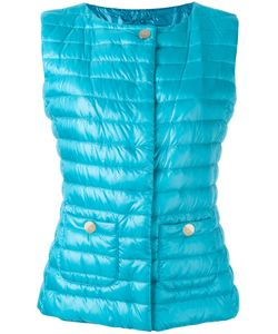 Herno | Padded Gilet 48 Polyamide/Cotton/Feather Down