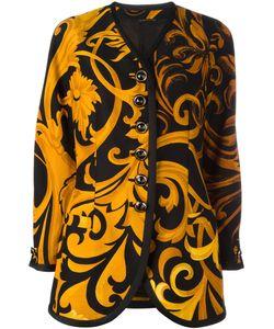 Versace | Vintage Print Jacket 42