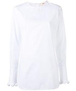 Ports 1961   Рубашка С Отделкой Помпонами