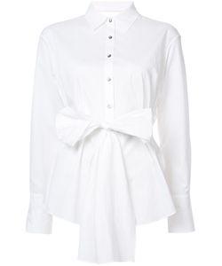 Cinq A Sept | Рубашка С Поясом На Талии