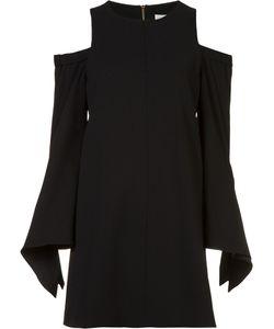 Tibi | Cold-Shoulder Dress 6 Polyester/Spandex/Elastane