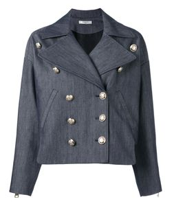 Lanvin | Denim Military Jacket Size 36