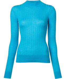 TOME | Long Sleeve Ribbed Jumper Small Merino