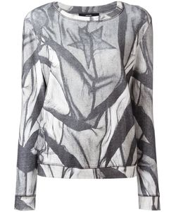 Diesel | Printed Sweatshirt Medium Cotton