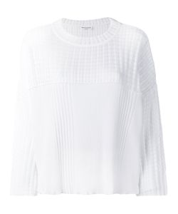 Sonia Rykiel | Ribbed Jumper Small Cotton/Viscose