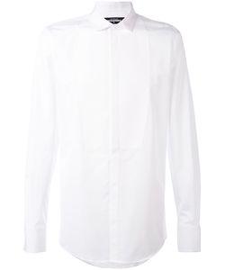 Dsquared2   Рубашка-Смокинг Строгого Кроя