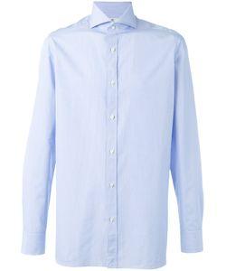 BORRELLI | Plain Shirt 40 Cotton