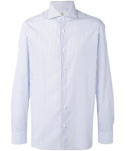 BORRELLI | Striped Shirt Size 39