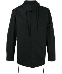 CRAIG GREEN   Drawstring-Collar Shirt M