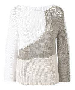 Fabiana Filippi | Open Knit Sweater