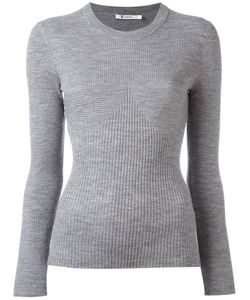 T By Alexander Wang   Ribbed Knit Sweater Small