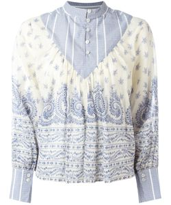 Sea | Patterned Blouse 6