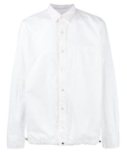 Sacai | Drawstring Waist Shirt 4