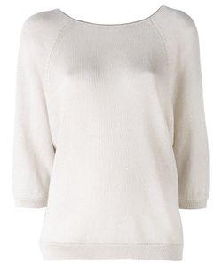 Brunello Cucinelli | Sequin Detail Sweater