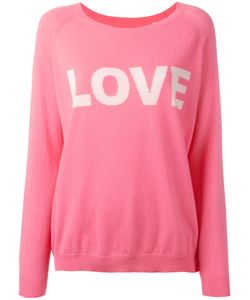 Chinti And Parker | Cashmere Love Jumper Xs Cashmere