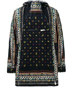 Sacai | Poncho Style Coat Size 3