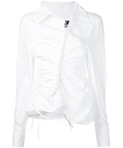 JACQUEMUS | Asymmetric Shirt 40