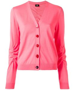 PS PAUL SMITH | Ps By Paul Smith V-Neck Buttoned Cardigan Xl