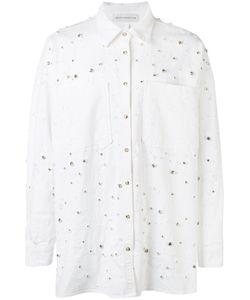 Faith Connexion | Embellished Oversized Shirt
