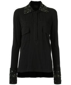 Andrea Bogosian | Embroidered Shirt