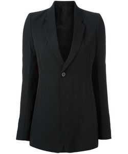 Rick Owens | Soft Blazer 44 Viscose/Virgin Wool/Cupro/Silk