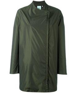 Aspesi | Minimal Asymmetric Front Jacket Small