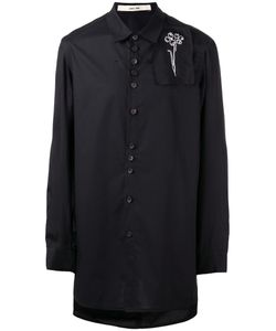 Damir Doma | Embroidered Patch Shirt Size Small