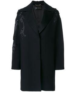 Versace | Пальто С Вышивками