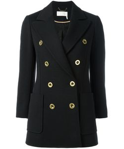 Chloe | Chloé Military Jacket 36 Virgin Wool/Cotton/Spandex/Elastane