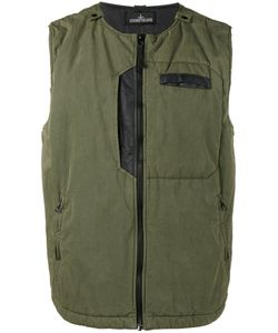 STONE ISLAND SHADOW PROJECT | Technical Padded Gillet Men