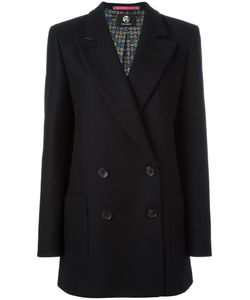 PS PAUL SMITH | Ps By Paul Smith Double-Breasted Blazer 48 Polyamide/Cashmere/Wool/Viscose