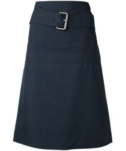 Marni | Belted A-Line Skirt Size
