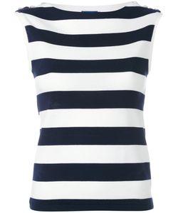 Polo Ralph Lauren | Striped Sleeveless T-Shirt Size Medium