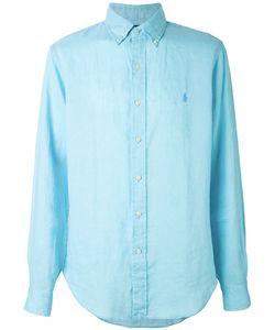 Ralph Lauren | Рубашка С Длинными Рукавами И Логотипом