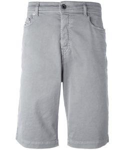 Diesel Black Gold | Bermuda Shorts 33 Cotton/Polyester/Spandex/Elastane