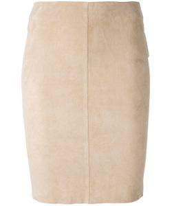 Jitrois | Fitted Skirt