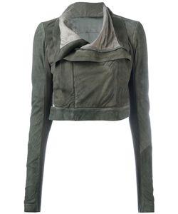 Rick Owens | Concealed Zip Biker Jacket Size 40 Lamb