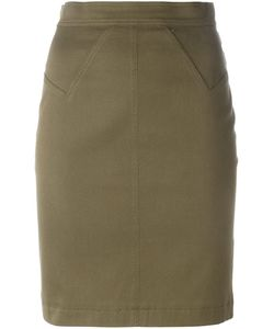 Alaïa | Mini Pencil Skirt 38