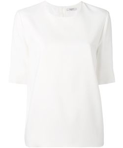Lanvin | Short Sleeve Blouse 40