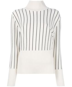 JACQUEMUS | Striped Jumper 38 Virgin Wool