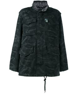 Marc Jacobs | Camouflage Print Oversized Jacket Size