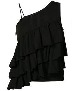 Co | Асимметричная Блуза С Рюшами
