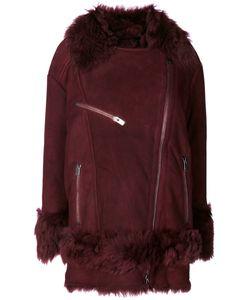 Drome | Furry Trim Coat
