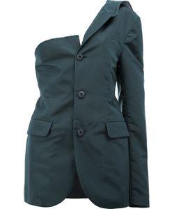MOOHONG | Asymmetric Buttoned Blazer Size 36