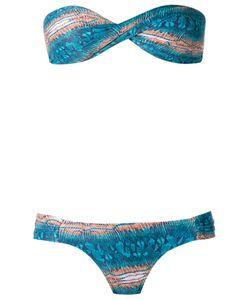 Brigitte | Bandeau Bikini Set Size P