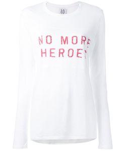 Zoe Karssen | No More Print T-Shirt Size Small
