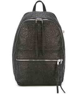 Rick Owens   Zipped Backpack Calf Leather