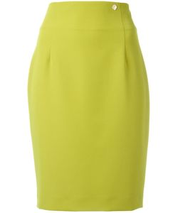 Versace Collection | Pencil Skirt 42 Polyester/Spandex/Elastane/Viscose