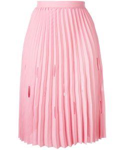 Marco De Vincenzo | Pleated Midi Skirt